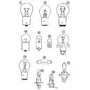 Lampada biluce 12V-21W conf.  10 pz.