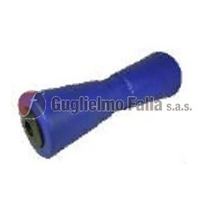 Rullo centrale gigante foro mm. 21 blu