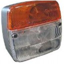 Fanale anteriore a 2 luci dx/sx