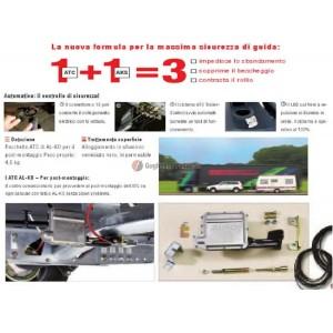 Al-Ko  ATC Trailer Control monoasse kg. 1501/1800