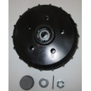 GSM - Kit tamburo freni 200.50 - 5 fori