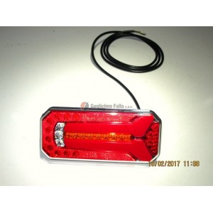 FANALE A LED SX-DX 12/24V COPPIA