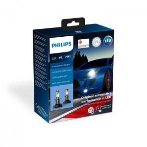 Lampada H4 Led ultinon Philips