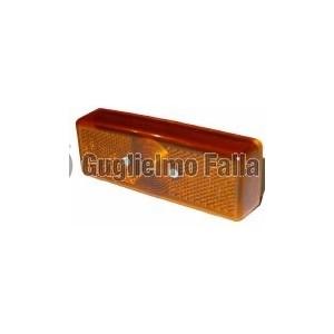 Fanale laterale catadiottro arancio